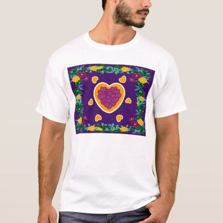 Spring from the Heart T-Shirt - click/tap to personalize and buy