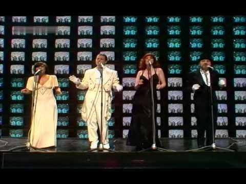 Manhattan Transfer - Medley 1976 1. Tuxedo Junction Boop bop, boop bop (4x) Way down South, in Birmingham I mean South, in Alabam' There's an old place Where...