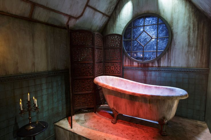 Crimson Peak Quot Allerdale Hall Quot Interior Set Crimson Peak