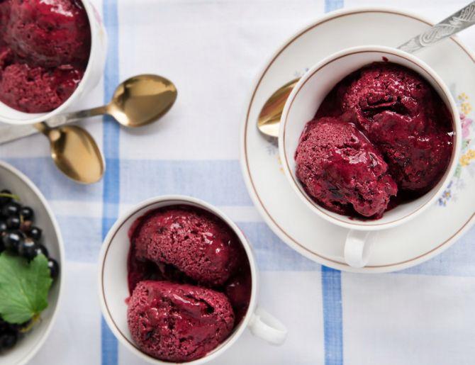 Înghețată din lapte de cocos   Retete culinare - Romanesti si din Bucataria internationala