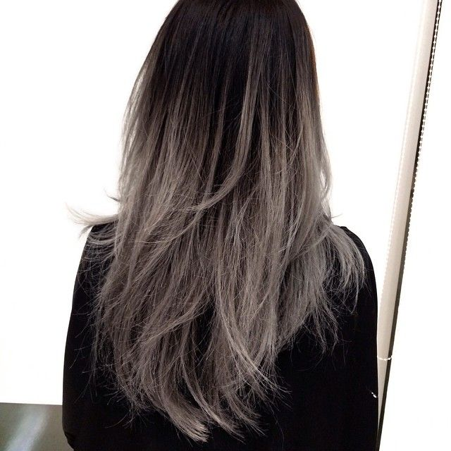 Silver lining ☁️ @jesstheebesttcolor @cleencuts