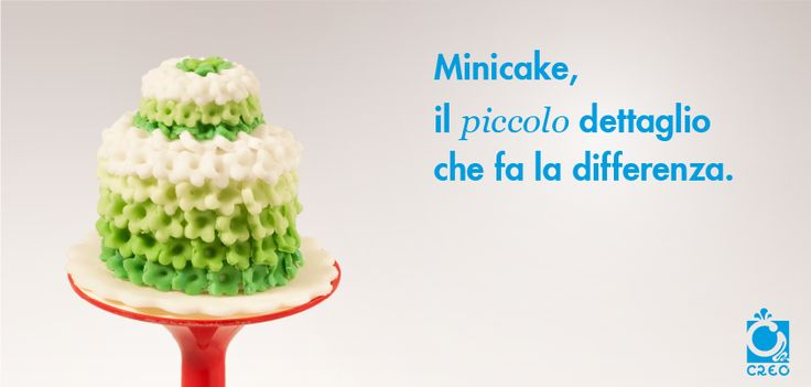 #minicakes the #detail that makes the #different