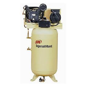 Ingersoll Rand 2475N7.5-FP 7.5-HP 80-Gallon Two-Stage Air Compressor (230V 1-Phase) Fully Packaged at Air Compressors Direct includes free shipping, a factory-direct discount and a tax-free guarantee.