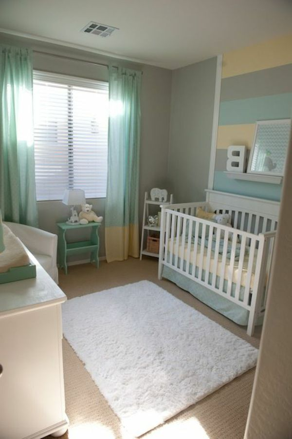 die besten 25 wandfarbe mint ideen auf pinterest t rkises babyzimmer t rkis baby. Black Bedroom Furniture Sets. Home Design Ideas