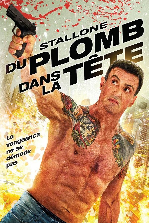 Bullet to the Head    Support: BluRay 1080    Directeurs: Walter Hill    Année: 2012 - Genre: Action / Crime / Thriller - Durée: 91 m.    Pays: Switzerland / United States of America - Langues: Français, Anglais    Acteurs: Sylvester Stallone, Sung Kang, Sarah Shahi, Adewale Akinnuoye-Agbaje, Jason Momoa, Christian Slater, Jon Seda, Holt McCallany, Brian Van Holt, Weronika Rosati, Dominique DuVernay, Don Thai Theerathada