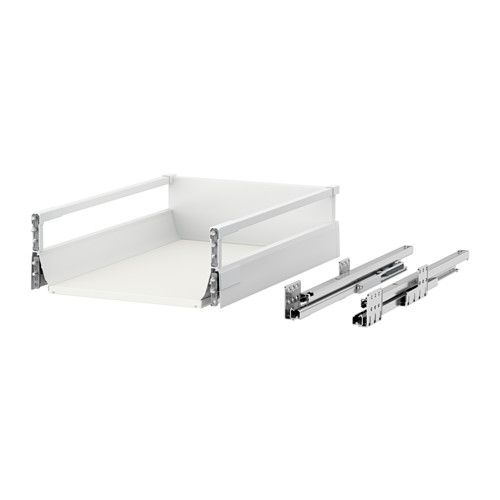 Stunning IKEA MAXIMERA Drawer medium White x cm You can view and access what us inside