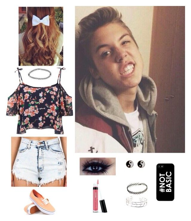 Making Vines w/ Matt by shelby017 on Polyvore featuring polyvore, Mode, style, Parisian, Vans, Accessorize, Boohoo and Bare Escentuals