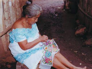 Disfruta Yucatan: EL TRAJE TIPICO