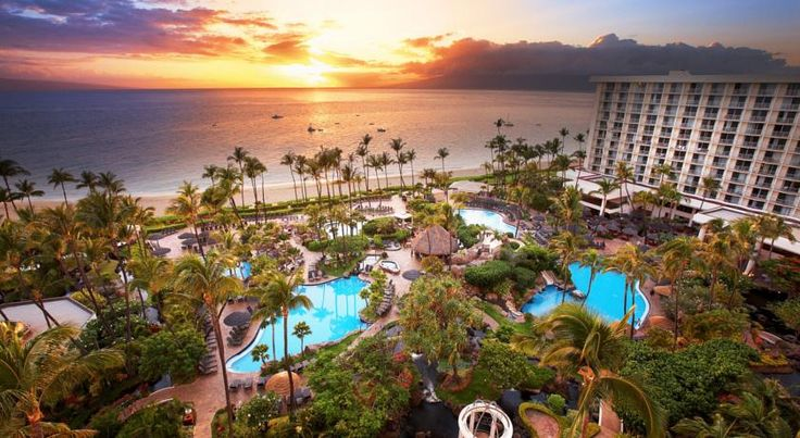 HOTEL ハワイ・マウイ島のホテル>マウイ島のカアナパリビーチに位置するリゾート>ザ ウェスティン マウイ リゾート & スパ(The Westin Maui Resort & Spa)