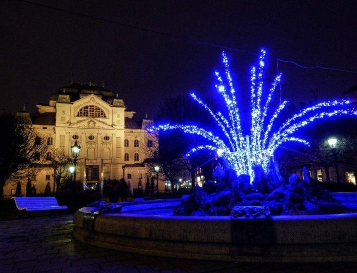 Christmas in Košice, Slovakia 11