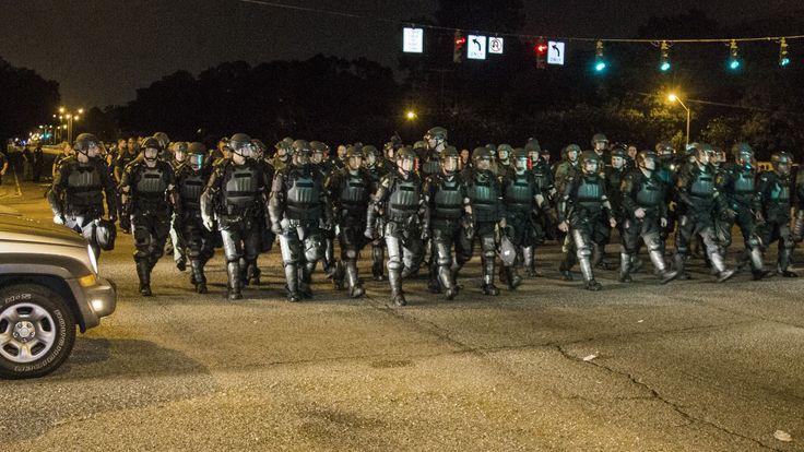 DeRay Mckesson arrested in Baton Rouge protest | Fusion
