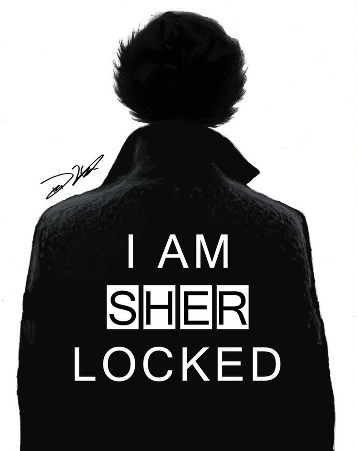 I AM SHERLOCKED <3