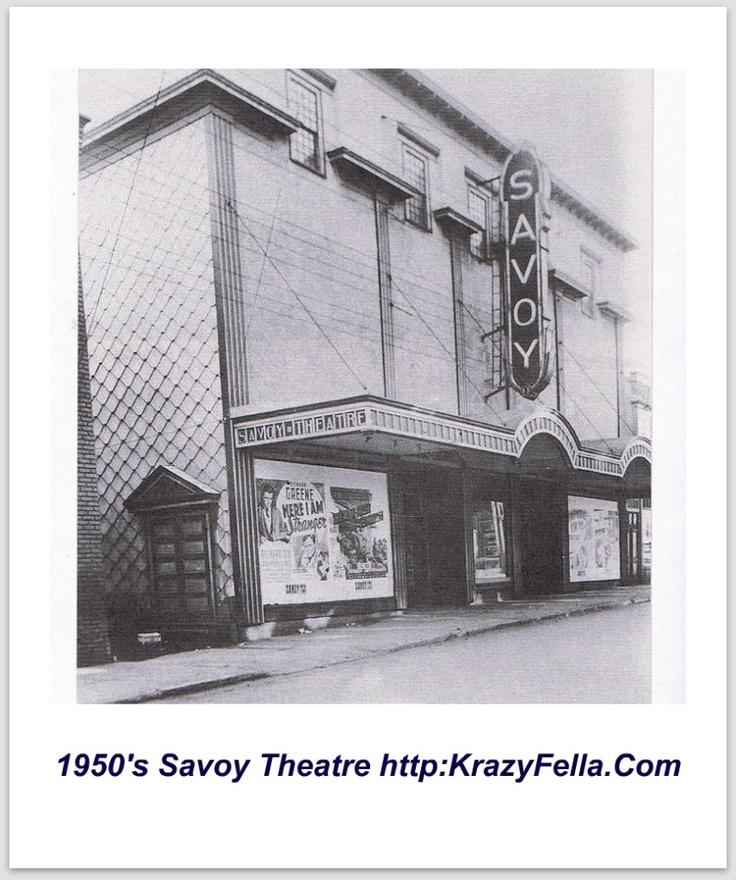 The Old Savoy Theatre-Glace Bay-Cape Breton http://CaperMemories.Com