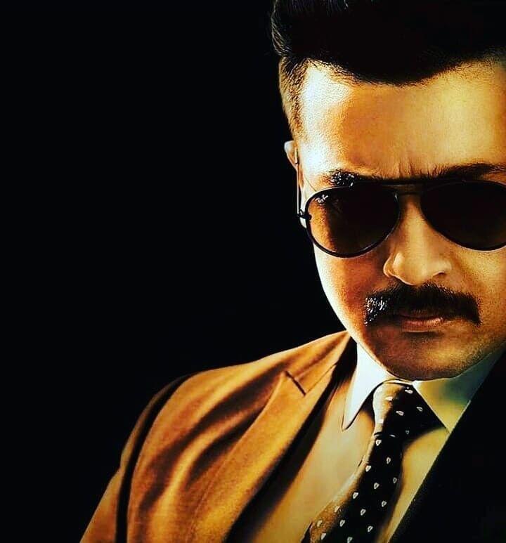 Kappaan Surya Actor Actors Men