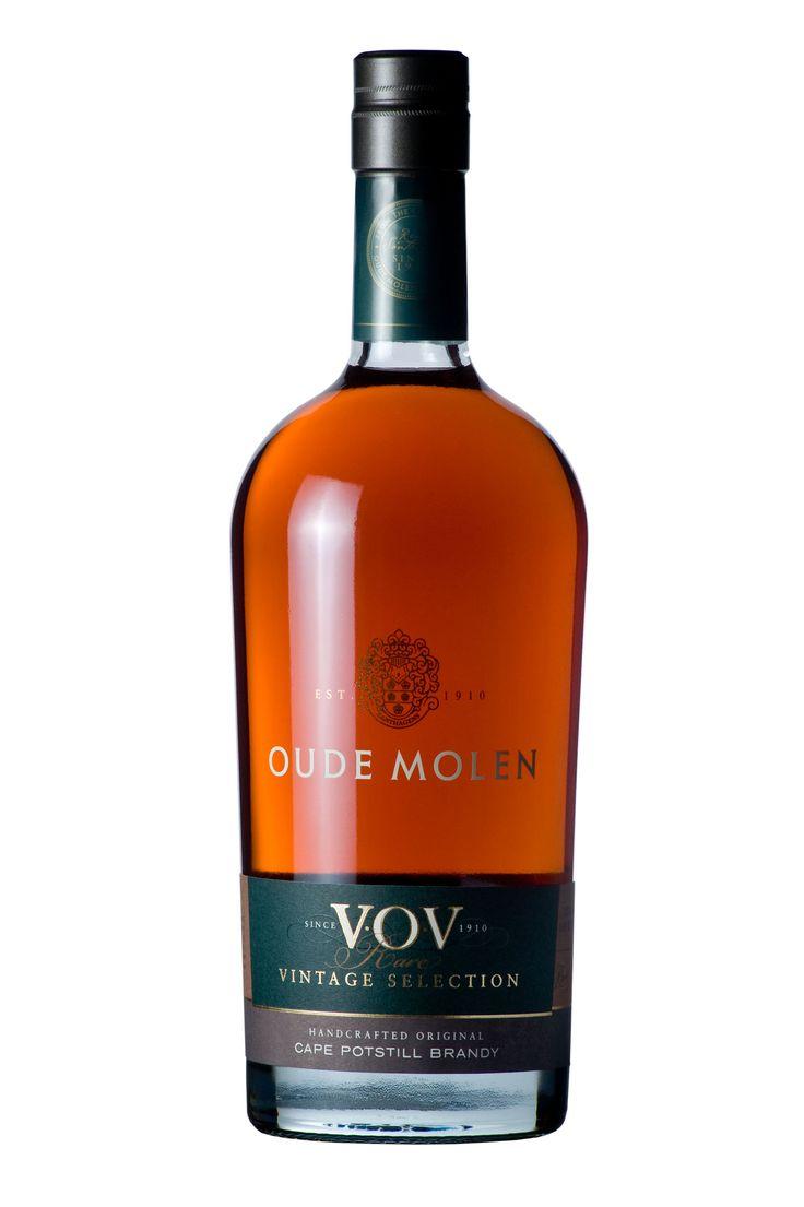 Oude Molen VOV Rare Vintage Selection - A Vintage brandy.