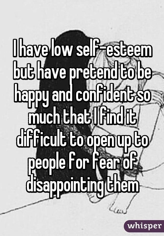 17 Best ideas about Low Self Esteem on Pinterest | Self ...