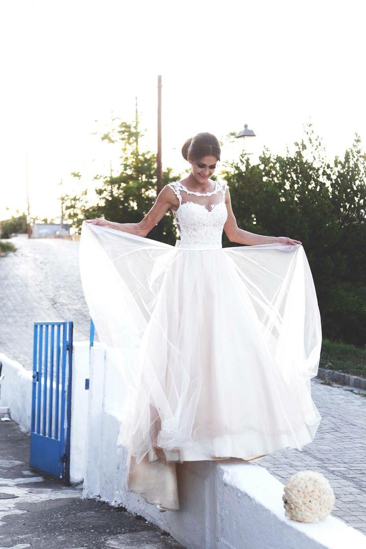 Same day shooting  Wedding photography  Bride  Greek wedding