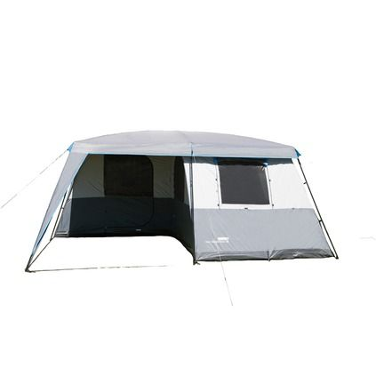 9bcd3c7b5b Wanderer homestead family tent - 12 person | Camping | Tent, Dome tent,  Family tent