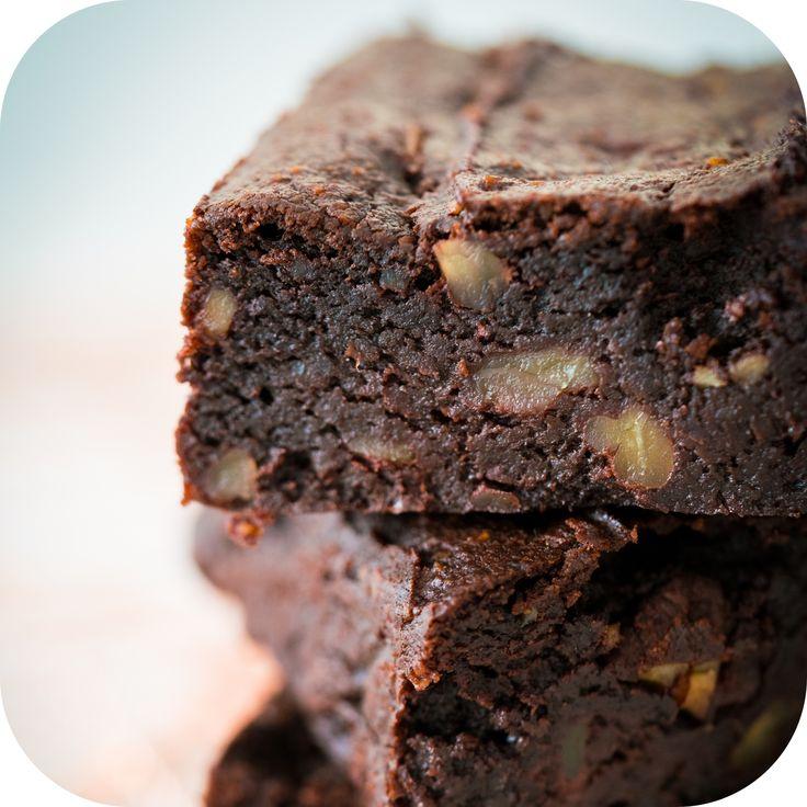 Brownie fit com batata doce – sem glúten/lactose