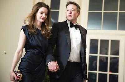 billionaire elon musk actress wife seeking divorce