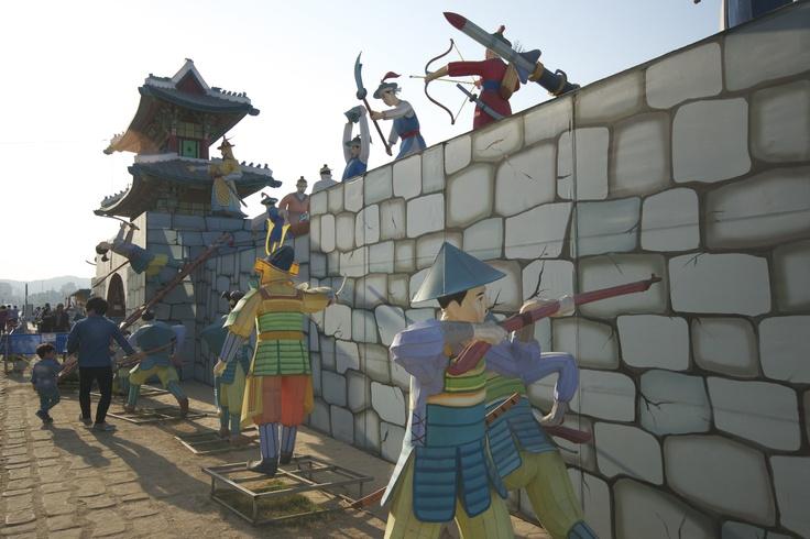 A Fortress in Jinju