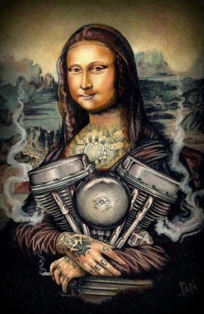 Panzer Riders: Sobre mulheres, liberdade, motos e moto clubes (Parte 1/2) Nós também curtimos!
