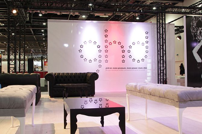 7 best GHD Stand at Salon International 2012 images on Pinterest