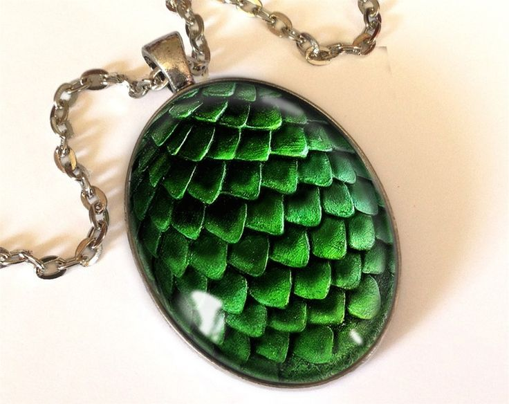 Game of thrones Dragon's egg Big Necklace,0483OPOS from EgginEgg by DaWanda.com