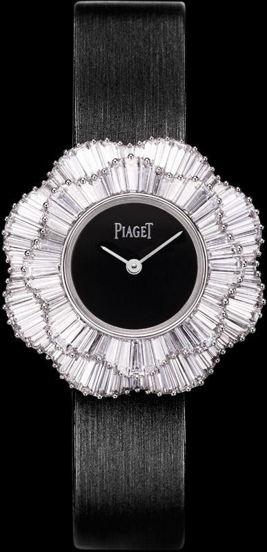 White gold Diamond Watch - Piaget Luxury Watch G0A36155