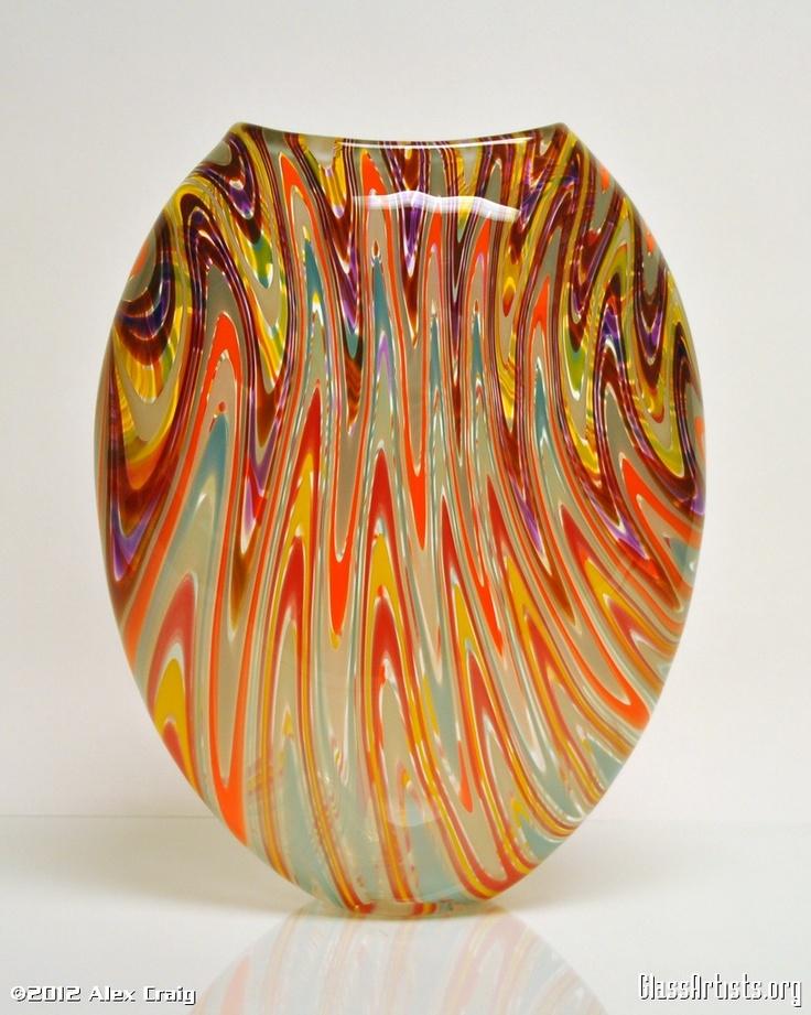 Alex Craig | witchback reversal vase #1