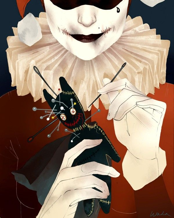 Harley Quinn: Kevin Wada, Joker, Kevinwada, Harleyquinn, Dc Comics, Art, Batman, Harley Quinn