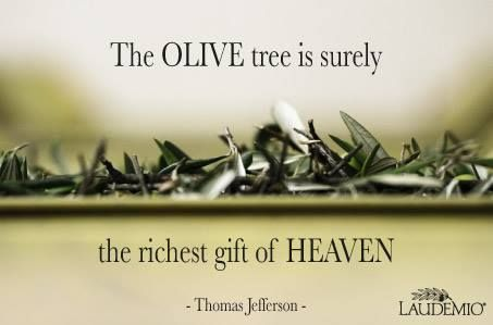 A #quote by Thomas Jefferson: faithful and right! #Laudemio #oil www.laudemio.it