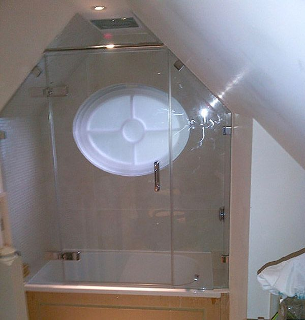 10 Best Made To Measure Loft Showers Images On Pinterest