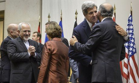 It's called DIPLOMACY: Republicans might want to look into it!!! / Iran seals nuclear deal with west in return for sanctions relief / Barack Obama hails historic accord as first step towards resolution of decade-old impasse over Iran's nuclear programme