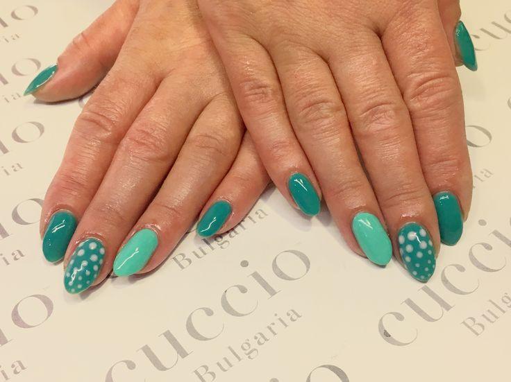 Spring nails ,Cuccio Bulgaria 🇧🇬