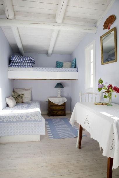 Et lille sommerhus med nostalgi | ISABELLAS