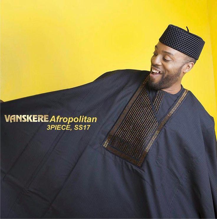 Nollywood Actor, @kaluikeagwu Dashing For Menswear Brand, @vanskere SS17 Collection! See more on OnoBello.com. #OnoBello #OBFashion