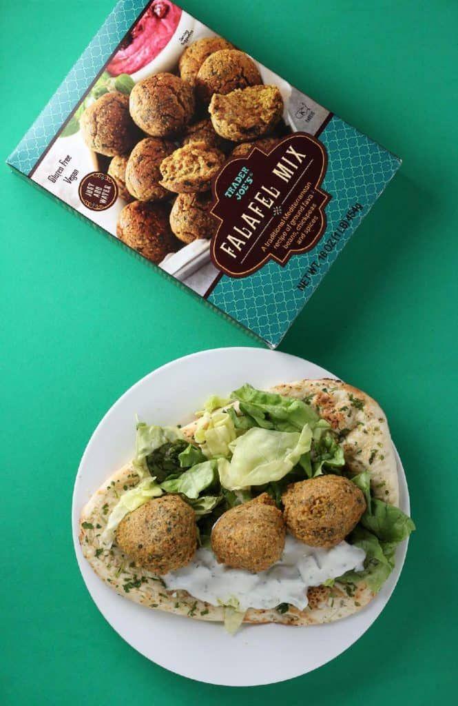 Trader Joes Falafel Mix Recipes Falafel Mix Trader