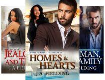 A Billionaire BWWM Romance HAH (9 Book Series) by  J A Fielding BWWM Club