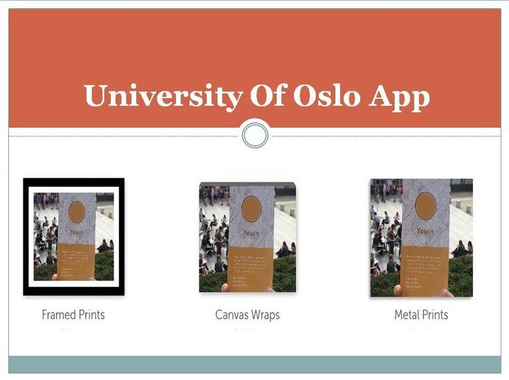 University Of Oslo App
