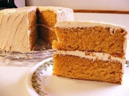 Burnt Sugar Cake Recipe