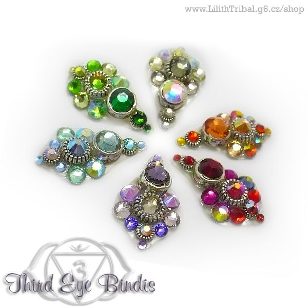 New series of small size bindis is now available at my store ;)