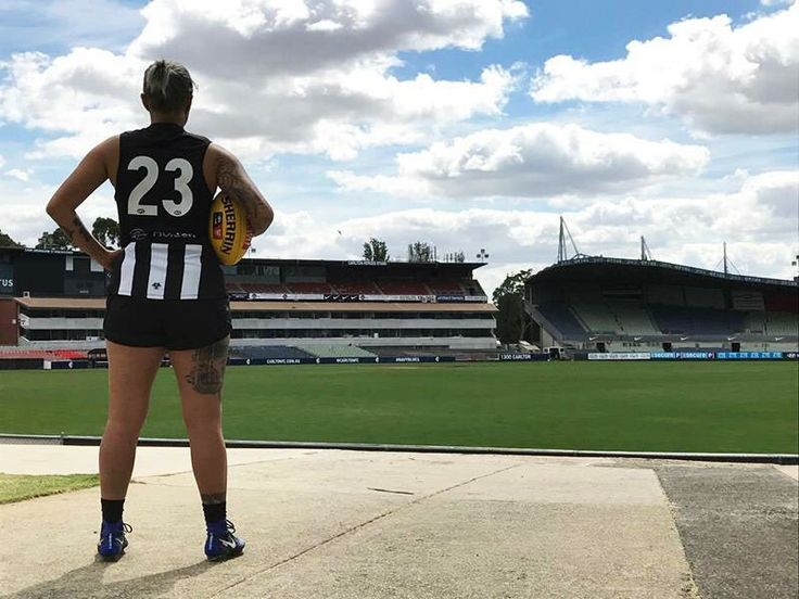 History will be made tonight as AFL women's game kicks off