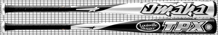 Louisville Slugger TPX Omaha® BB126 BBCOR College | High School Baseball Bat