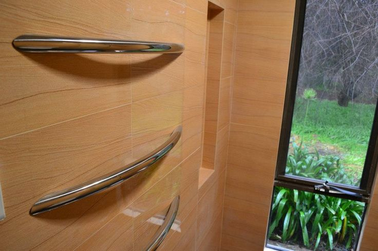Heated Electra Rail Single - Bathroom - Renovation - Perth - On the Ball Bathrooms