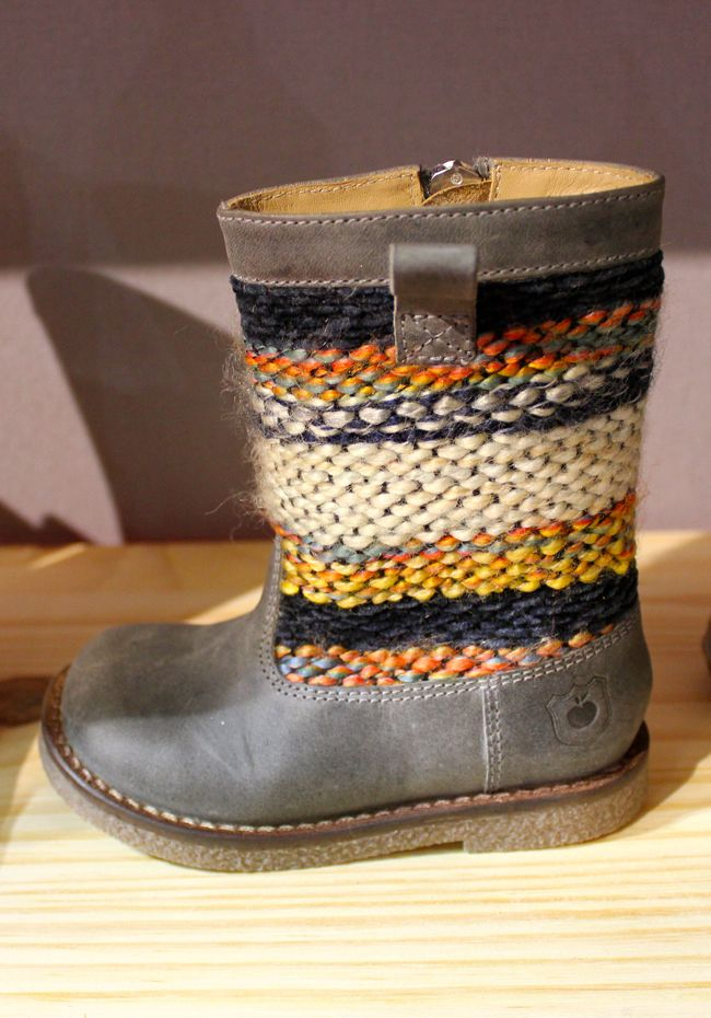 Pom d'Api boots http://www.yoyo-mom.com/en/playtime-paris-new-fall-winter-2013-2014-collections/
