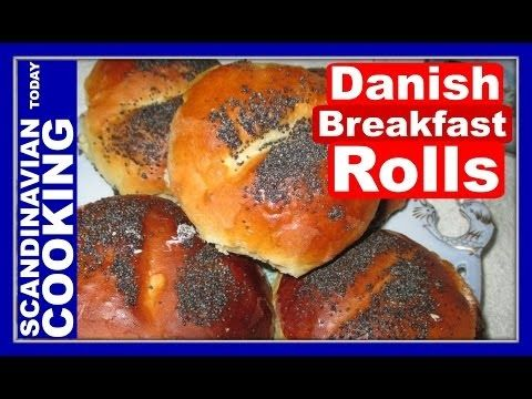 A classic roll to have in the morning. Rundstykker brings back happy Sunday morning memories of my father bringing home rundstykker from t...