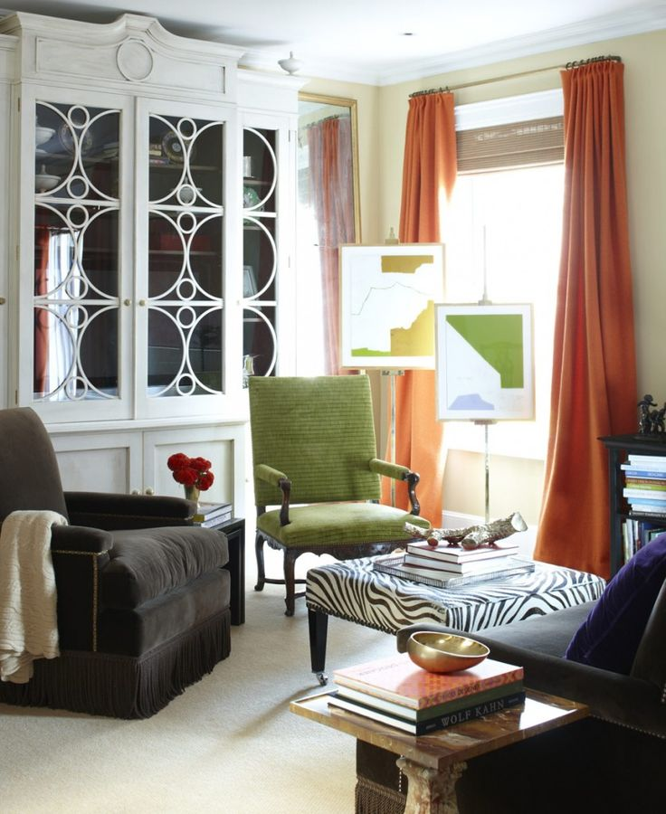 room designed by amanda nisbet - Formal Living Room Designs