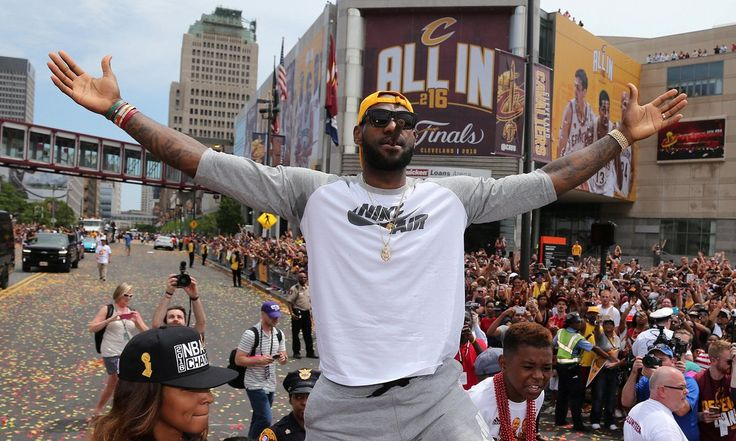 Cleveland celebrates end of 52-year title drought in pictures - http://nbafunnymeme.com/nba-news-and-higlights/cleveland-celebrates-end-of-52-year-title-drought-in-pictures