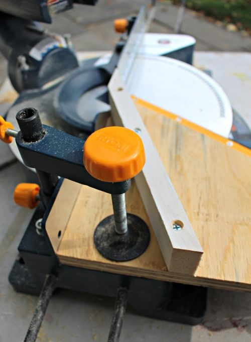 Cutting Angles Greater Than 45 Degrees Wedge Jig Tutorial